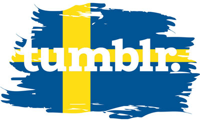 Tumblr flag Logo